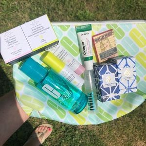 Luxury makeup and skincare bundle